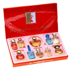 MODOM Darčeková sada francúzskych parfumov Charrier Parfums