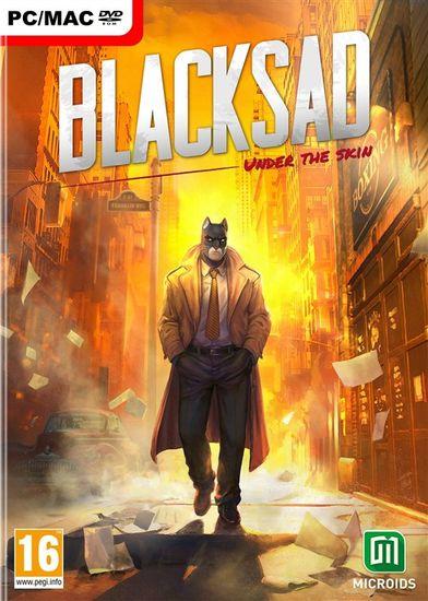 Microids BlackSad: Under the Skin - Collectors Edition igra, PC