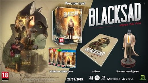 Microids BlackSad: Under the Skin - Collectors Edition igra, Xbox One