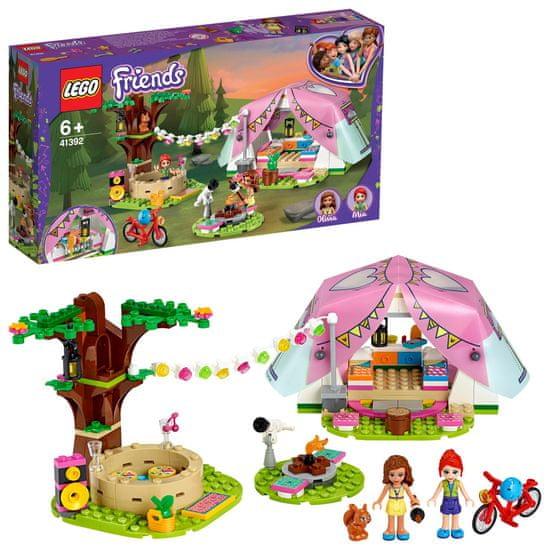 LEGO Friends 41392 luksuzno kampiranje v naravi