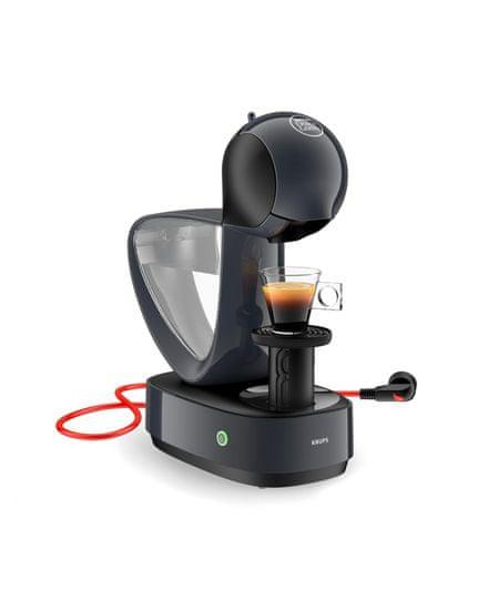 Krups aparat za kavu KP173B Infinissima cosmic grey
