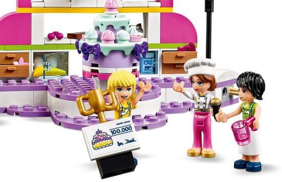 LEGO Friends 41393 Tekmovanje v peki