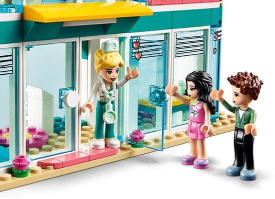 LEGO Friends 41394 Bolnišnica v mestu Heartlake