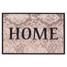 FLOMA Vnitřní čistící vstupní rohož Mondial Home - délka 50 cm a šířka 75 cm