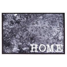 FLOMA Vnitřní čistící vstupní rohož Mondial Home - concrete - délka 50 cm a šířka 75 cm