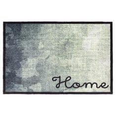 FLOMA Vnitřní čistící vstupní rohož Mondial Home - green - délka 50 cm a šířka 75 cm
