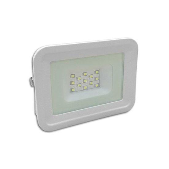 Optonica LED reflektor SMD CLASSIC2 IP65 bílý 10W 4500K