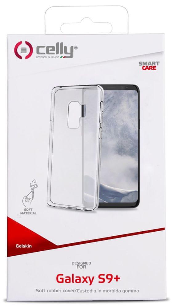 Celly TPU kryt pro Samsung Galaxy Note S9 Plus GELSKIN791