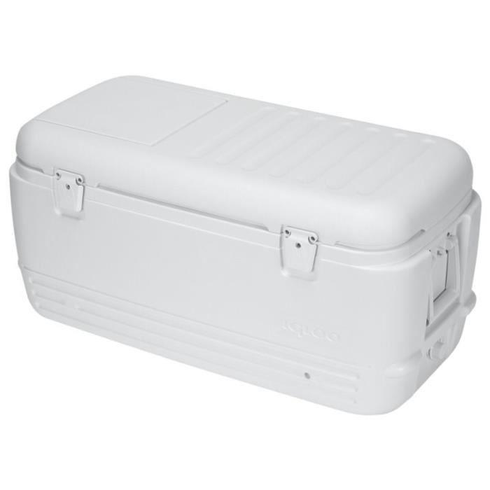 Igloo chladící box, bílá, 95-100 l