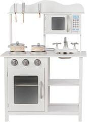 Aga4Kids Drewniana kuchnia dla dzieci - JASMINE
