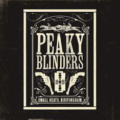 Soundtrack: Peaky Blinders / Gangy z Birminghamu (2x CD) - CD