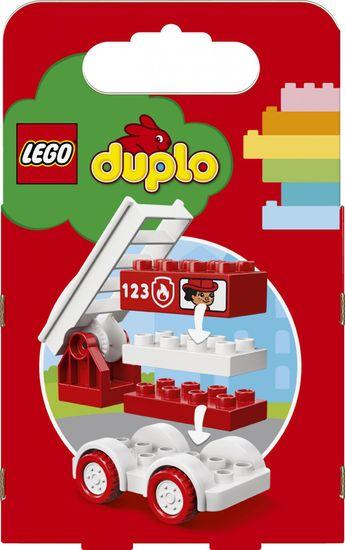 LEGO gasilski avto DUPLO 10917