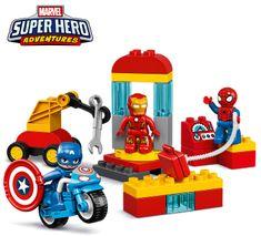 LEGO DUPLO 10921 Laboratorij superjunaka