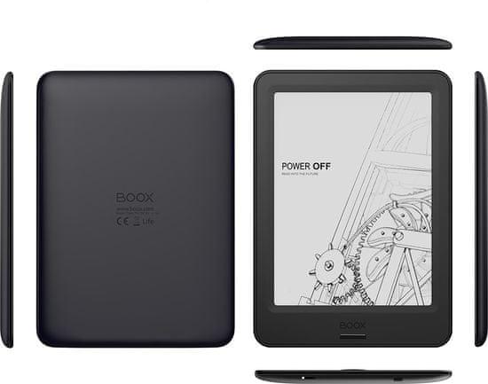 Onyx Boox Onyx Boox Poke Pro e-bralnik, 16 GB, Wi-Fi, črn