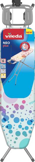 VILEDA Neo Plus vasalódeszka, 114x33 cm, kék