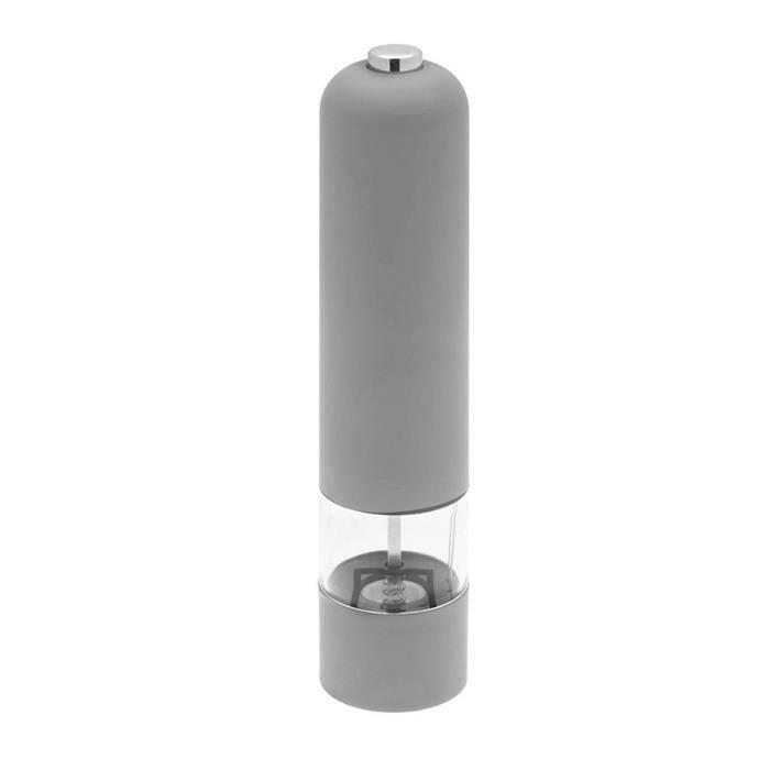 Frandis elektrický mlýnek, šedý