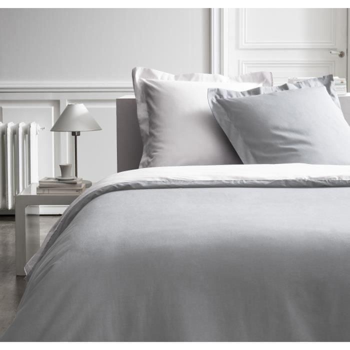 Today luxusní povlečení 220x240 cm, šedá/ bílá