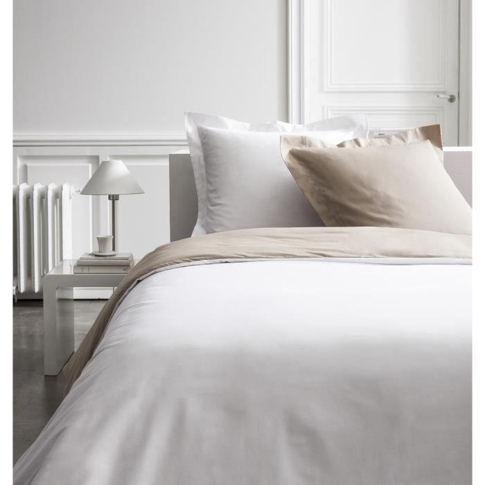 Today luxusní povlečení 220x240 cm, béžová/ bílá