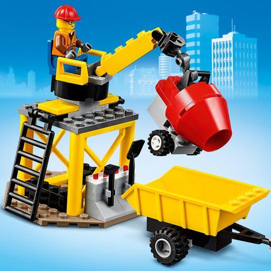 LEGO City Great Vehicles 60252 Buldózer az építkezésen