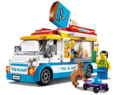 LEGO City Great Vehicles 60253 Furgonetka z lodami