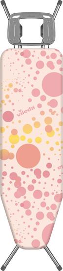 VILEDA Star vasalódeszka, 120x38 cm, rózsaszín