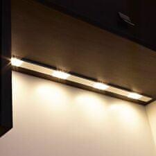 Sensio Quadra Plus LED podelementna palična luč, 800 mm, toplo bela (01.1004.0620)