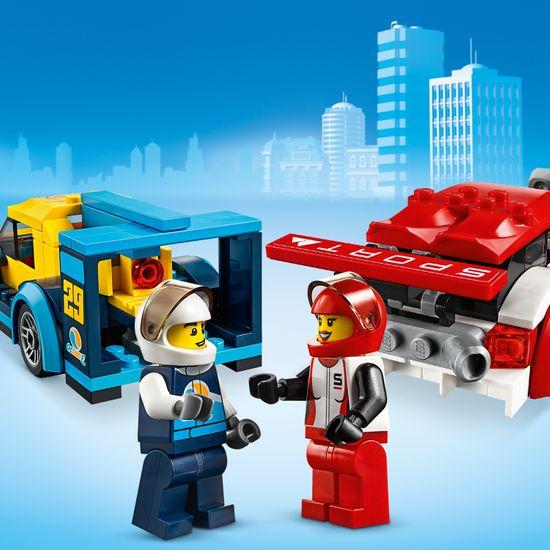 LEGO City 60256 Samochody wyścigowe
