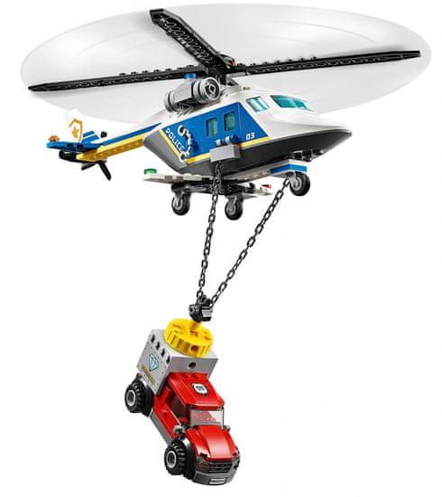 LEGO City Police 60243 Pościg helikopterem policyjnym