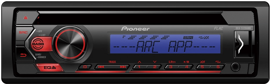 Pioneer DEH-S120UBB