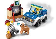 LEGO City Police 60241 Kutyás rendőrségi egység