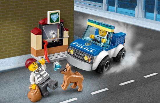 LEGO City Police 60241 Enota s policijskim psom
