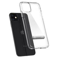 Spigen Ultra Hybrid S ovitek za iPhone 11, Crystal Clear