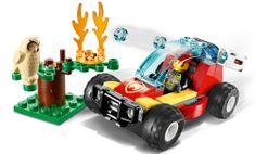 LEGO zestaw City 60247 Pożar lasu