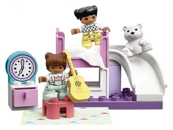 LEGO DUPLO® Town 10926 Igra v sobi