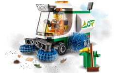 LEGO City Great Vehicles 60249 Zamiatarka
