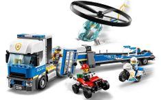 LEGO City Police 60244 Laweta helikoptera policyjnego