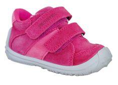 Protetika dekliška celoletna obutev POLY fuxia, 26, roza
