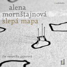 Mornštajnová Alena: Slepá mapa (2x CD) - MP3-CD