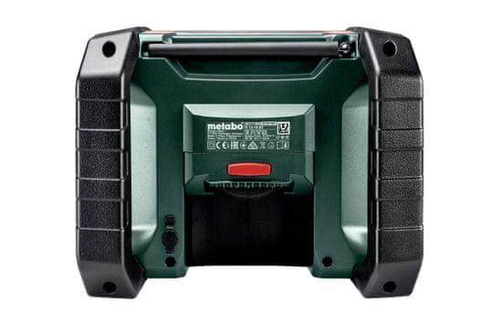 Metabo R 12-18 DAB+ BT akumulatorski radio za gradbišča (600778850)