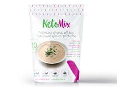 KetoMix KetoMix Proteinová polévka se sýrovou příchutí 10 porcí
