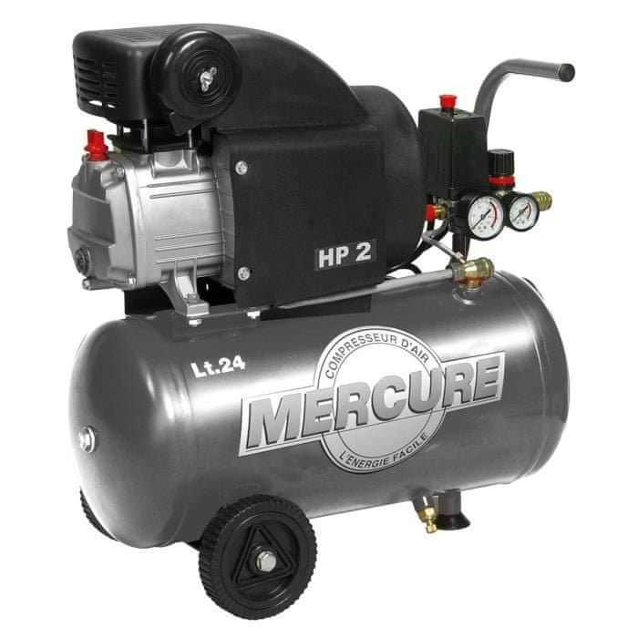 Mercure kompresor, 11500W 24l