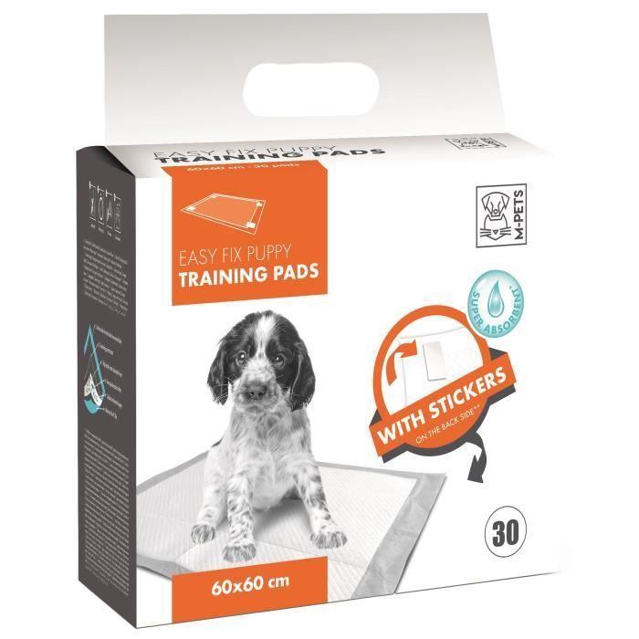 M Pets savá rohož pro štěně, 60x60 cm, 30 ks
