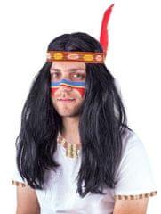 Paruka Indián pánská dospělá