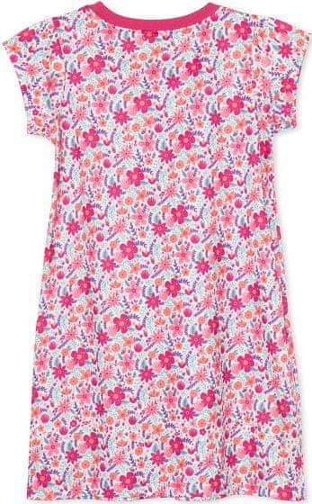 Hatley dívčí noční košile 104, růžová
