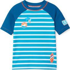 Hatley fiú úszó póló, 98, kék