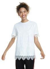 Desigual koszulka damska Gante 20SWTKCG M biała