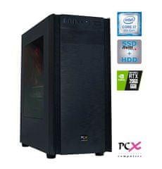 PCX Extian namizni računalnik - Odprta embalaža
