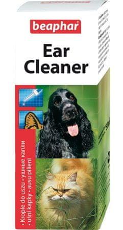 Beaphar Kapky Ear Cleaner ušní 50 ml