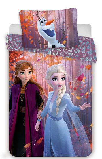 Jerry Fabrics Frozen 2 dječja posteljina, ljubičasta