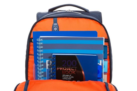 CoolPack Batoh na notebook Business Might modrý